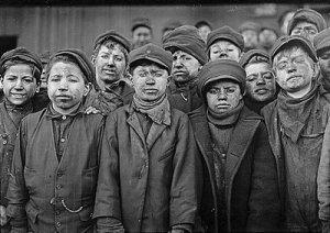 Trabajo infantil y juvenil durante la revolución industrial