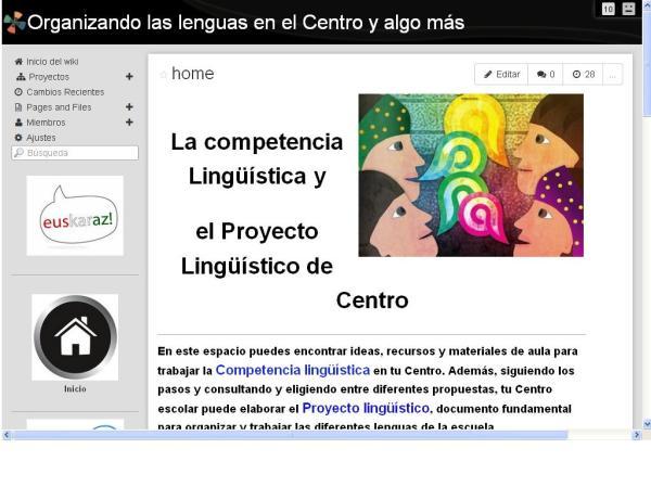 proyecto linguistico